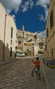 The Sassi of Matera, South Italy, © Sergey Lisov. – Fotolia.com